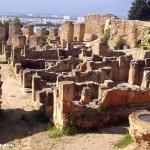 Quartier de Byrsa Carthage حي بيرصة قرطاج