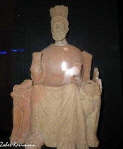 متحف باردو musée Bardo punique Baal