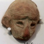 musque musée kerkouane قناع متحف كركوان