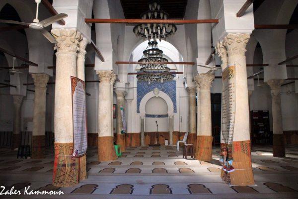 La grande mosquée de Gafsa الجامع الكبير بقفصة