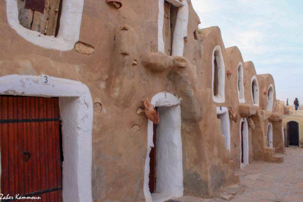 Ksar Hedada Tataouine قصر حدادة تطاوين