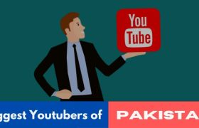 The Biggest Youtubers of Pakistan