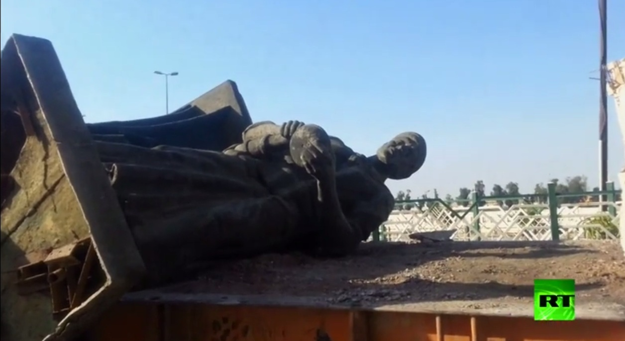 فيديو داعش تحطم أبو تمام السيف أصدق أنباء من الكتب زحمة