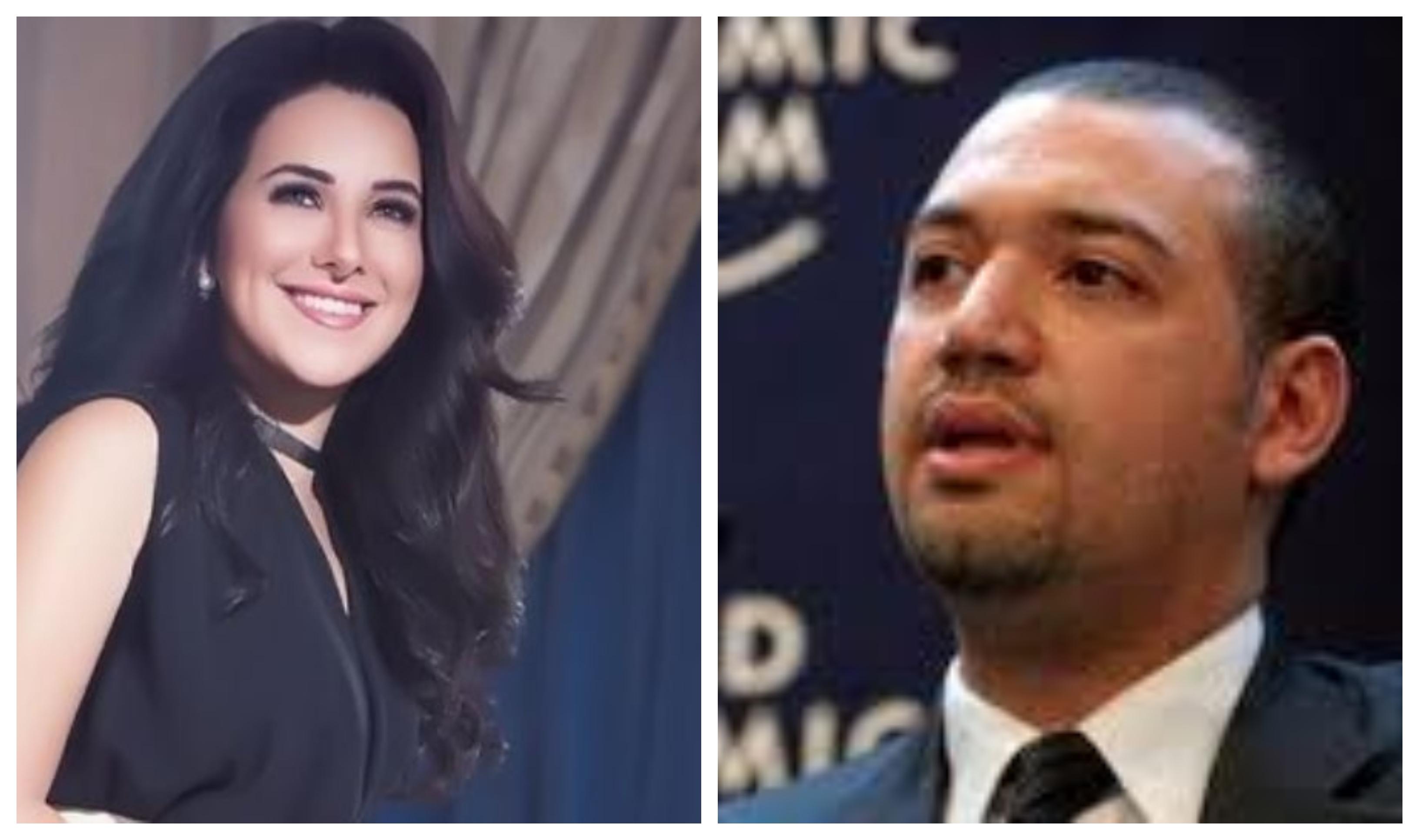 معز مسعود وشيري عادل زواج أغضب السوشيال ميديا زحمة