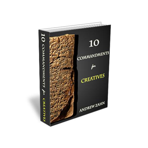 10 Commandments for Creatives