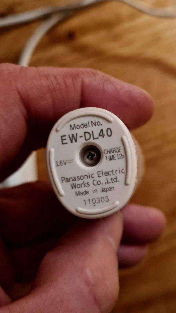 Panasonic elektrisch Zahnbürste Erfahrungsbericht