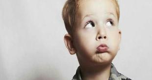 رسائل تربوية - الاطفال ونظرتهم للخطا