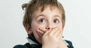 رسائل تربوية - الكلام القبيح مع الاطفال