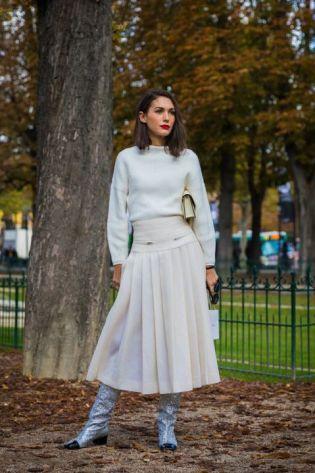 Tendencia de moda 2018