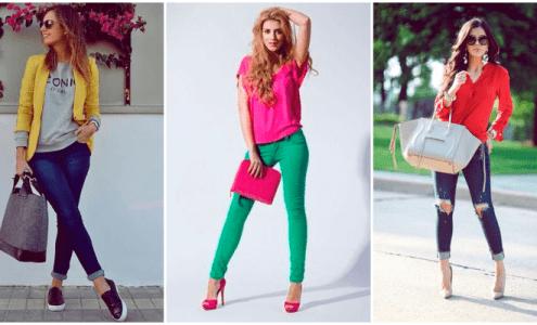 como elegir el color de tu ropa y donde ponertelo