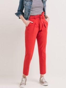 pantalon tejido gabardina