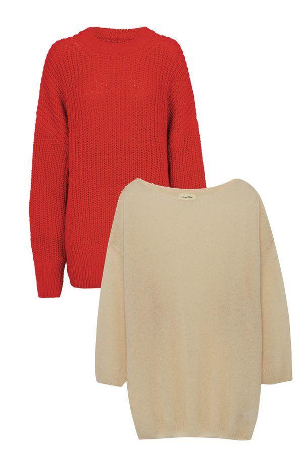 jersey lana cuello redondo