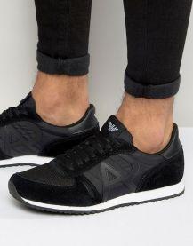 zapatillas negras para vestir