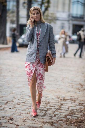 estampado primavera tendencia moda 2019