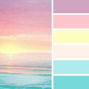 paleta colores pastel