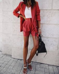 short para vestir bien en verano