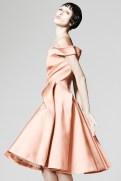 Zac Posen Resort 2014 - Peach dress II