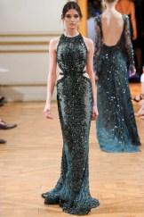 Zuhair Murad Fall 2013 Couture - Green dress
