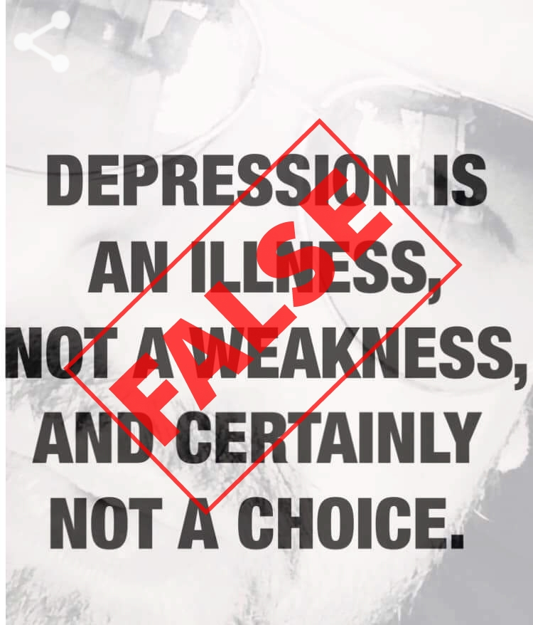 You are currently viewing Depression is not an illness