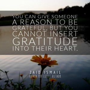 Read more about the article The gratitude paradox