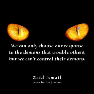 Read more about the article Own your demons