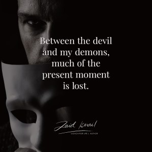 Read more about the article Don't dance with the devil