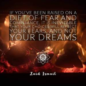 Read more about the article A diet of fear