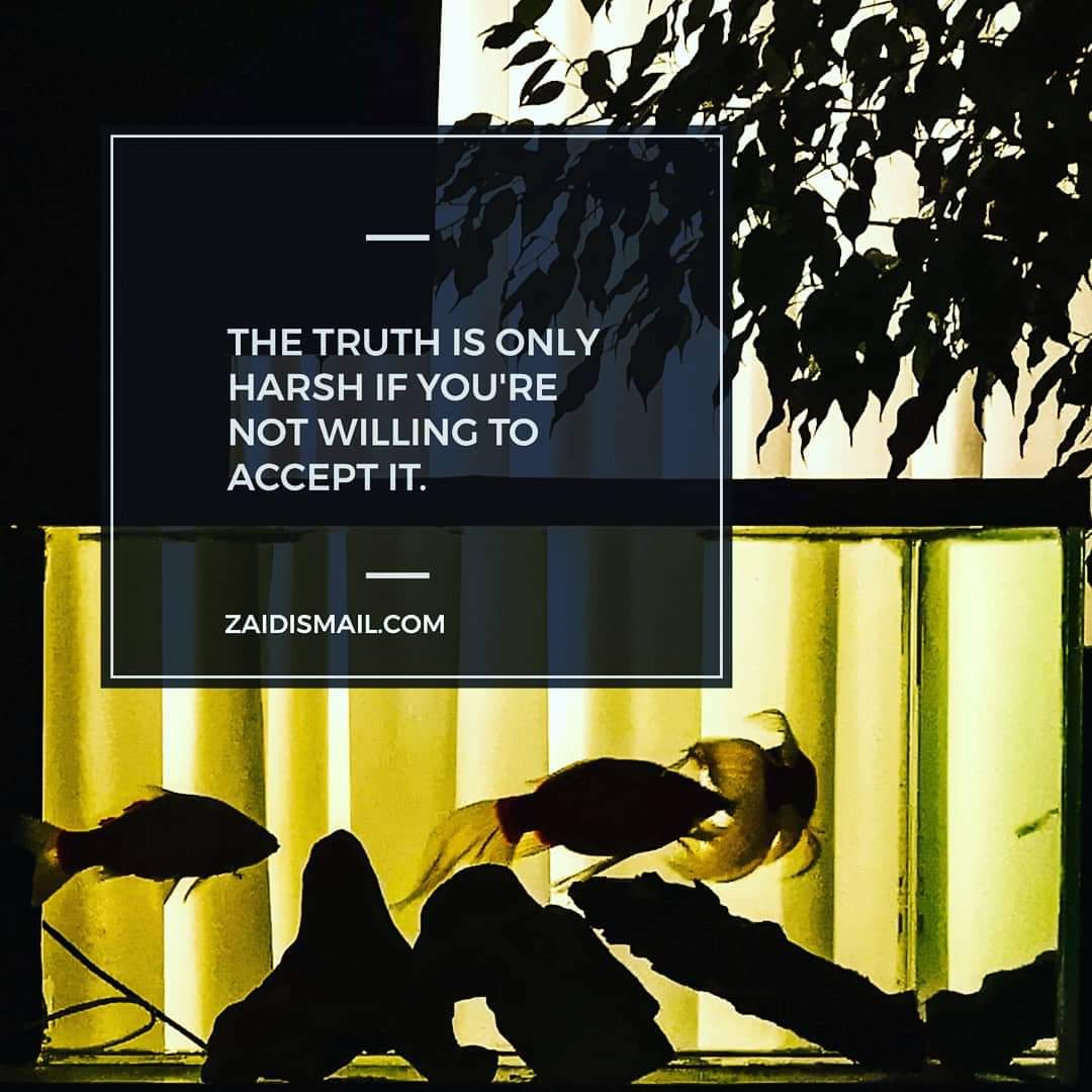 You are currently viewing Be true about seeking truth