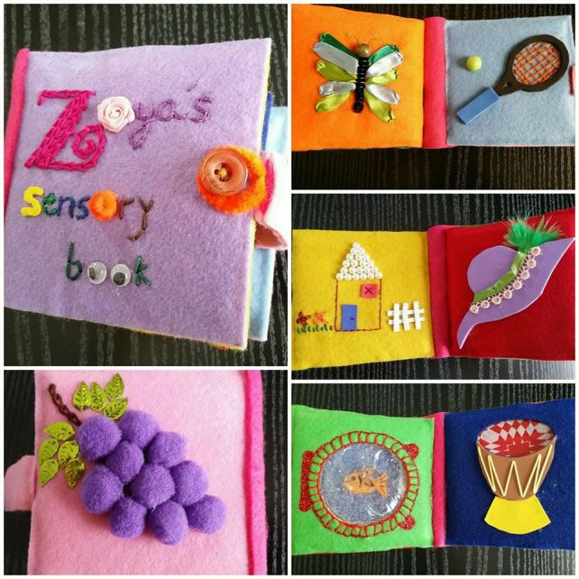sensory-book