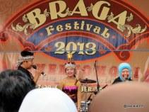 Panggung Utama Braga Festival 2013