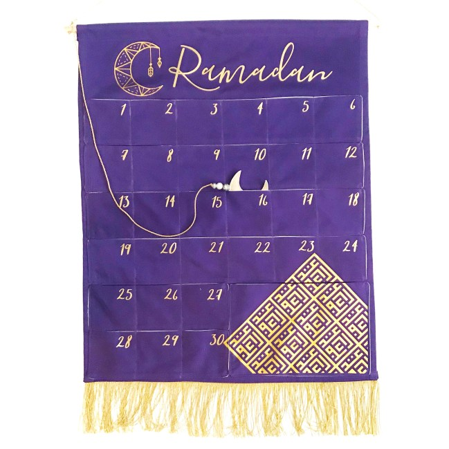 ramadan, advent, calendar, toddlers