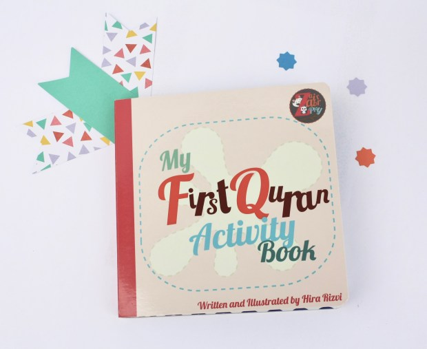 My First Quran Activity Book Muslim Mom Books
