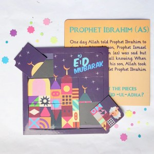 Eid ul Adha Fridge Magnet and Story