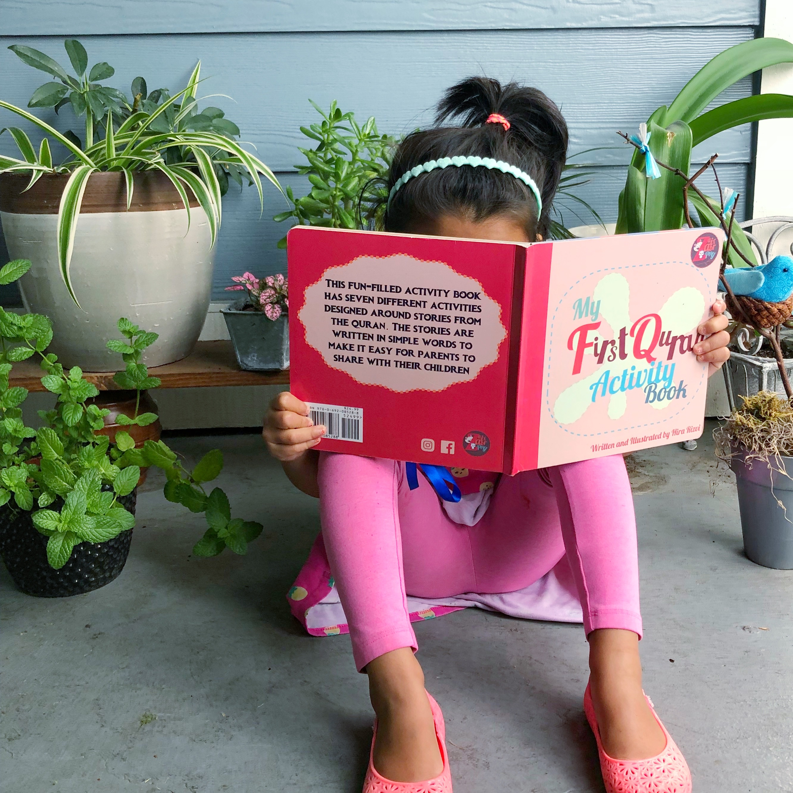 Making Reading the Quran Fun For Kids