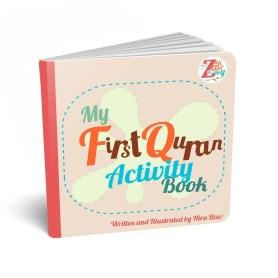 Quran Activity Board Book