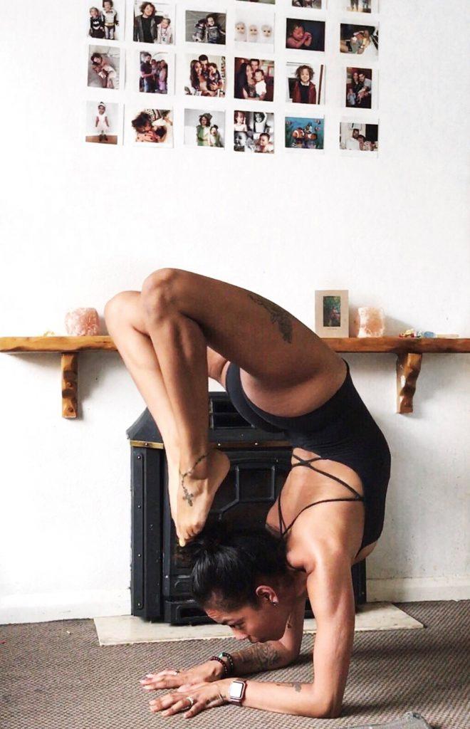 фитнес модел