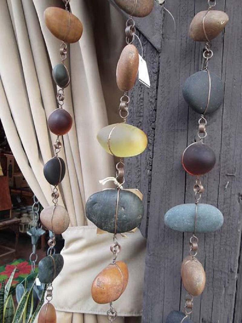 Използвайте камъчета в ландшафтния дизайн