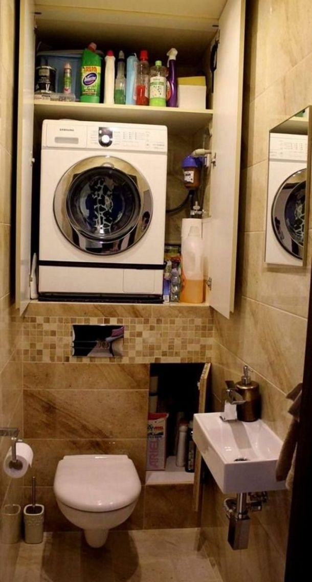 идеи за малката баня