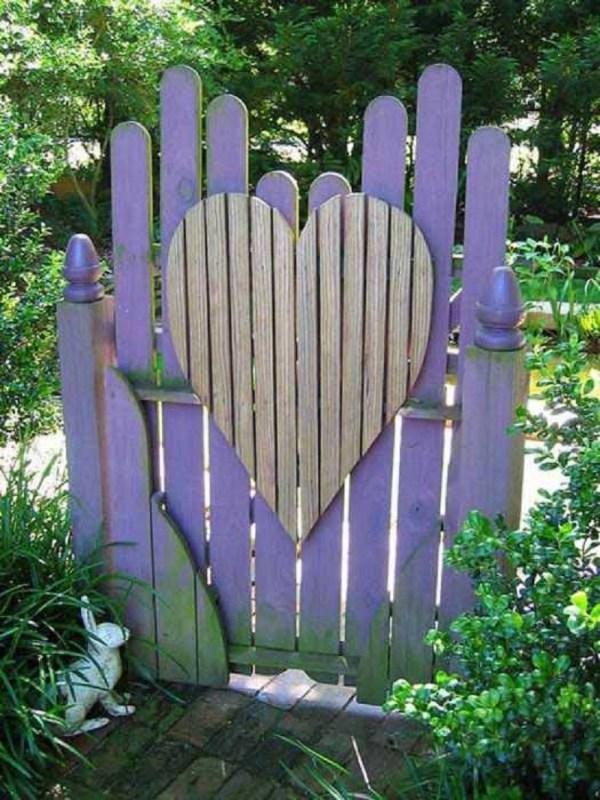 ограда-сърце