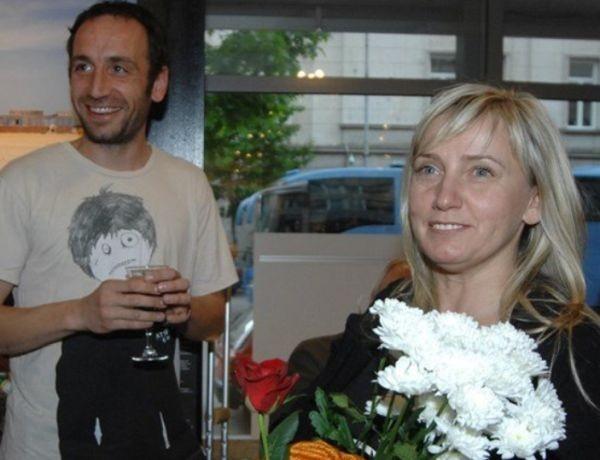 Елена Йончева съпруг