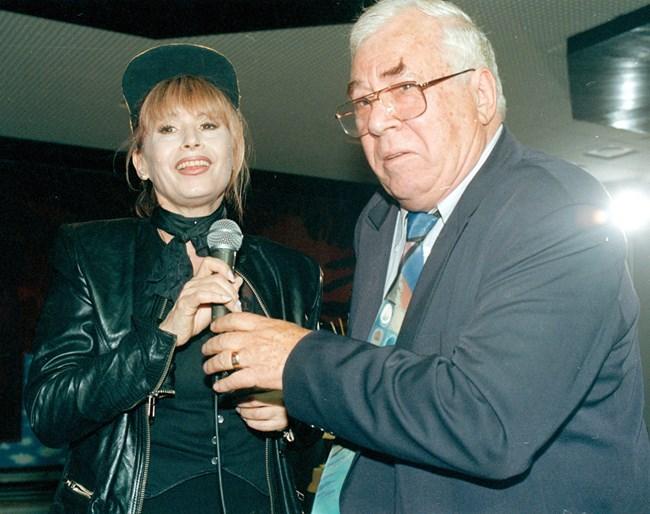 Лили Иванова с Калоянчев
