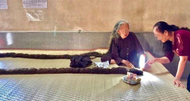 виетнамка дълга плитка