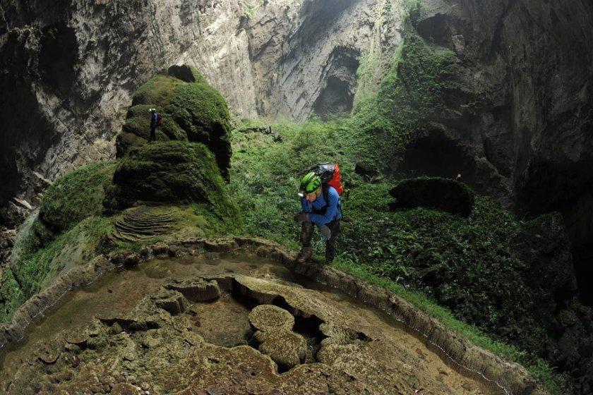 пещера, Виетнам