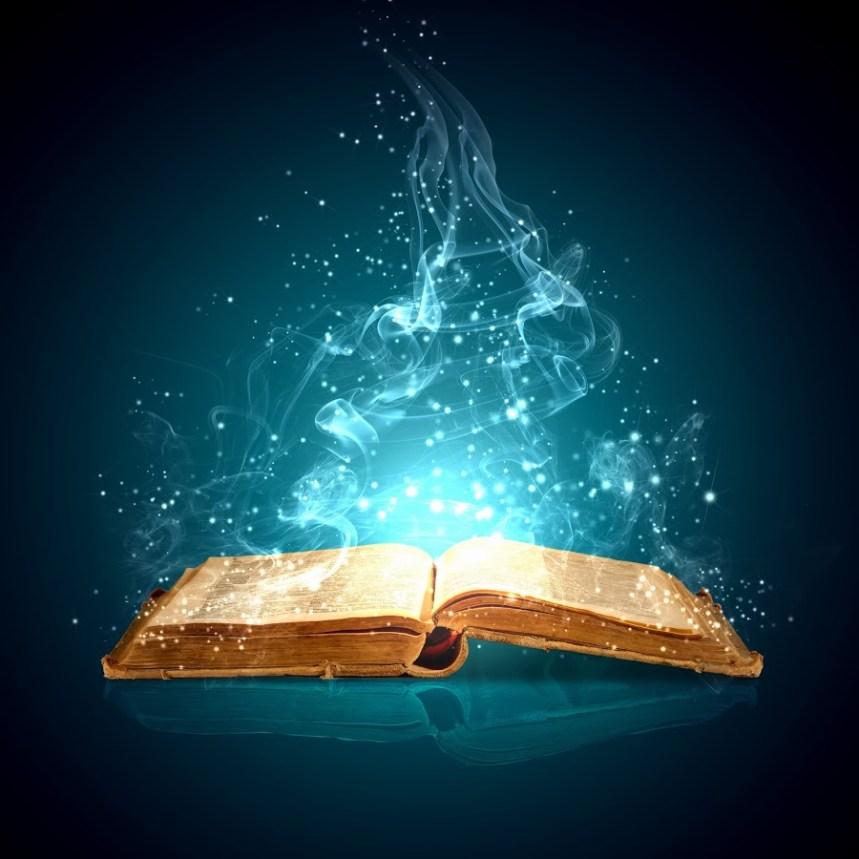 магическа книга