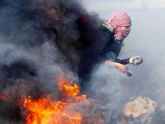 قرار ترمب أشعل الأرض المحتلة