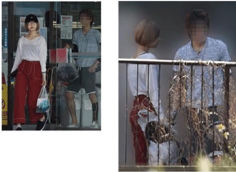 志田愛華 卒業 彼氏 画像 文春 熱愛 写真