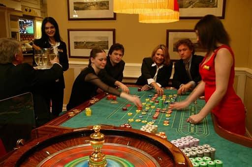 ベラジョンカジノのライブゲームは2か所から選べる