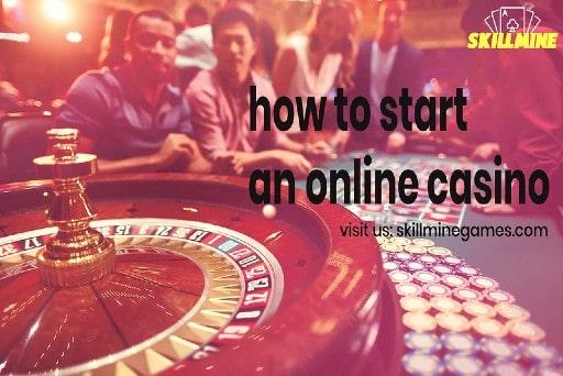 オンラインカジノのはじめかた