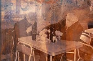 Павлов Є. Із серії 'Тотальна фотографія', 1974-1990, фотографія, цифровий друк