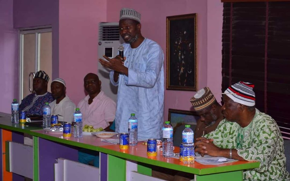 ZAKAT DISTRIBUTION CEREMONY (EBONYI STATE), JULY 2019